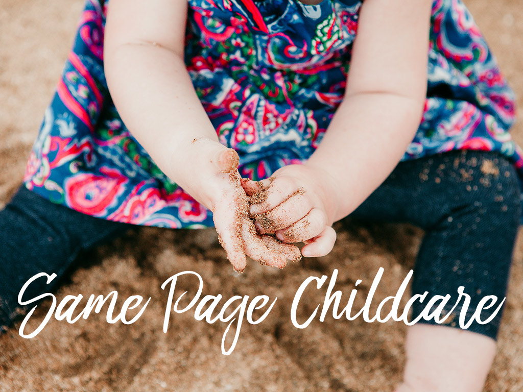 Same Page Childcare
