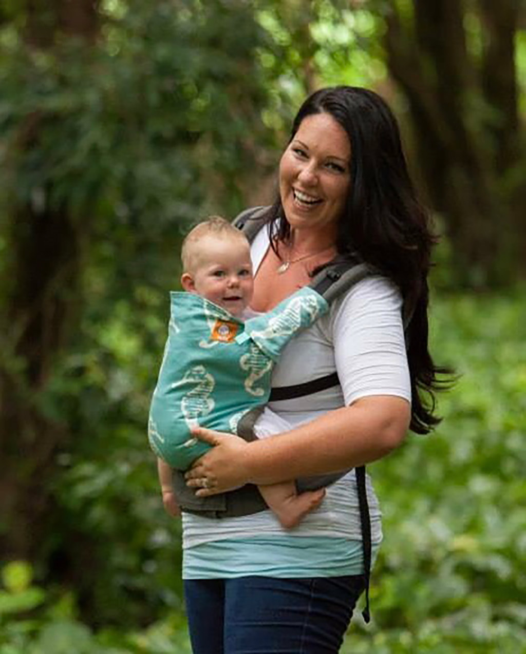 Babywearing Soft Structured-carrier