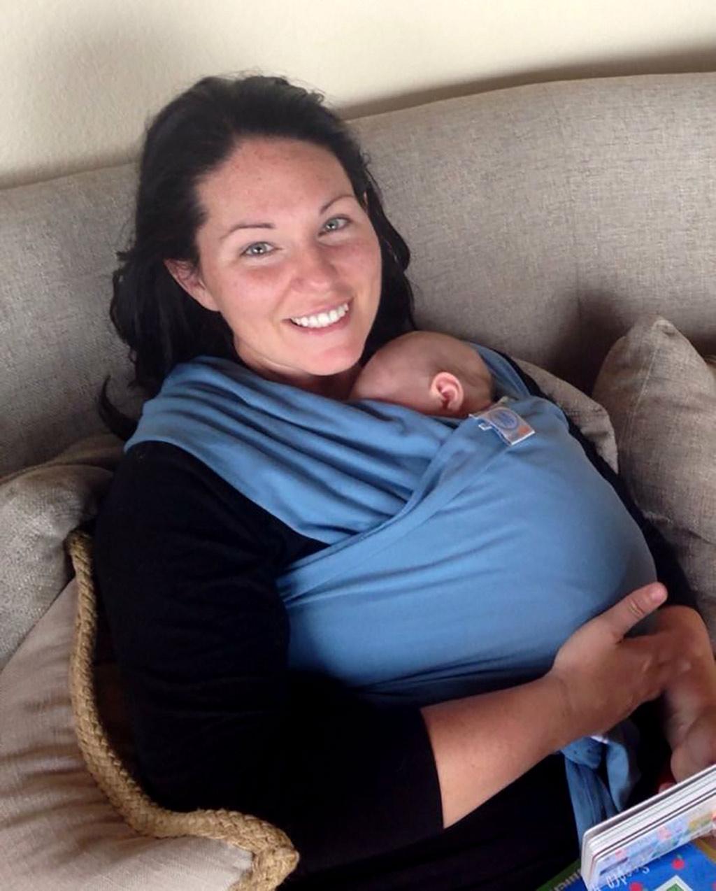 Babywearing Stretchy Wrap