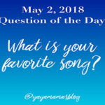 What is your favorite song?